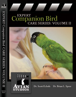 Expert Companion Bird Care Series Vol. II DVD Cover