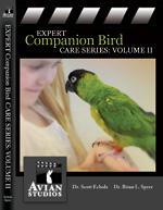 Expert Companion Bird Care Series Vol. II DVD Cover